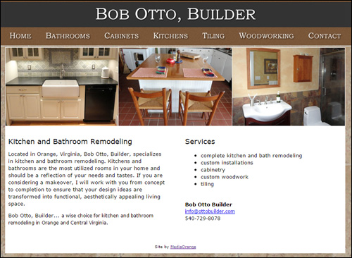 Bob Otto Builder by Media Orange