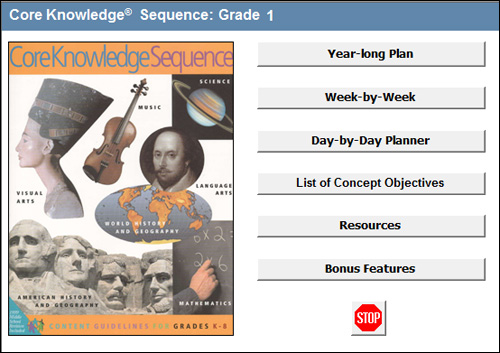 Core Knowledge Day Planner by Media Orange