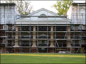 James Madison's Montpelier Restoration Project