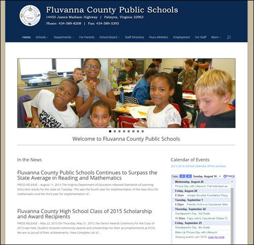 Fluvanna County Public Schools