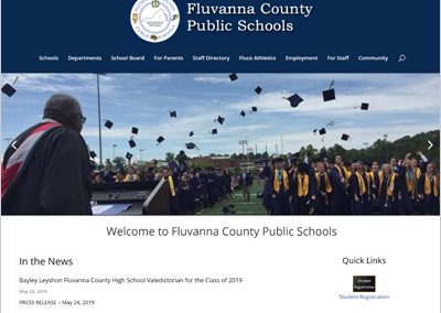 Fluvanna County Public Schools Web Site